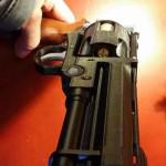 Hellboy prop gun