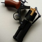 Hellboy prop gun 3
