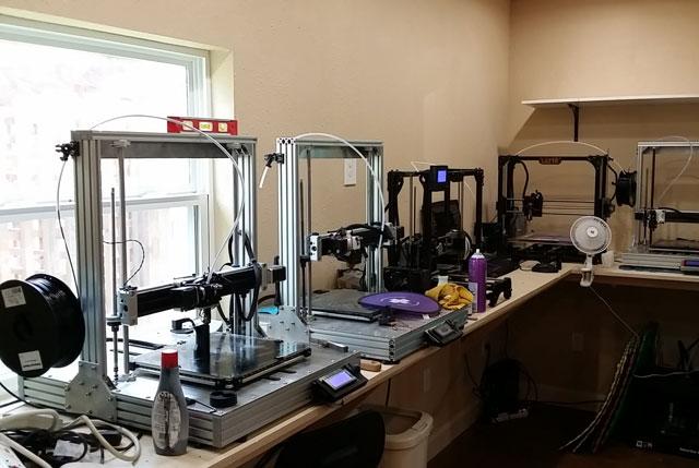 build lab